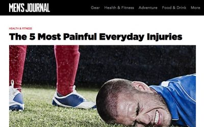 The 5 Most Painful Everyday Injuries