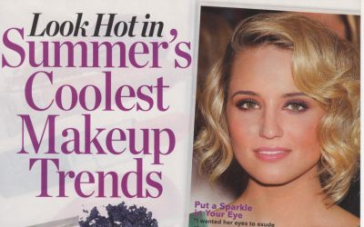 Look Hot in Summer's Coolest Makeup Trends