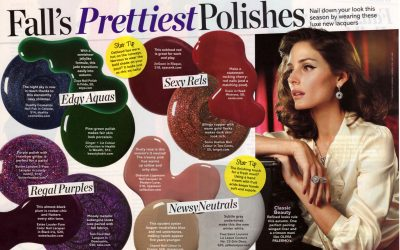 Fall's Prettiest Polishes