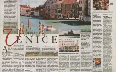 Secret Treasures of Venice