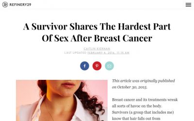 A Breast Cancer Survivor Shares