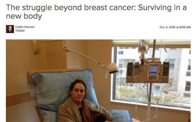 The struggle beyond breast cancer: Surviving in a new body