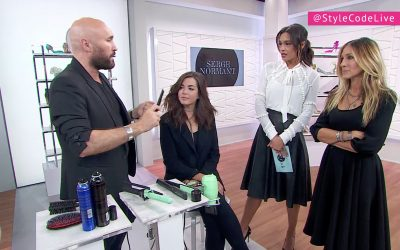 Serge Normant on Style Code Live