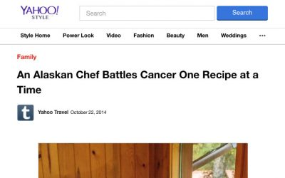 Alaskan Chef Battles Breast Cancer One Recipe at a Time