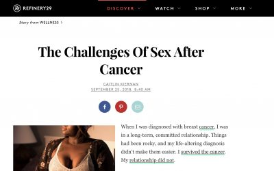 The Challenges Of Sex After Cancer